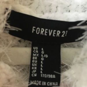 Forever 21 Sweaters - Fuzzy Turtleneck